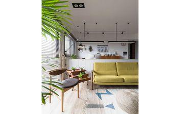 120平米三室两厅宜家风格阳台图