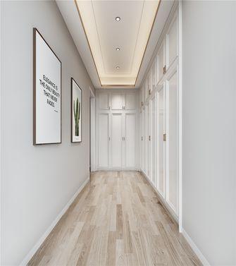 140平米三室三厅中式风格走廊装修效果图