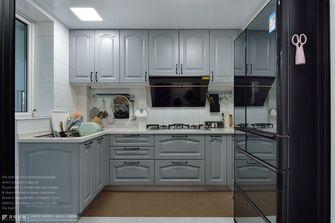 美式风格厨房欣赏图