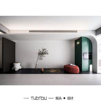 20万以上60平米混搭风格客厅设计图