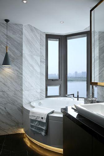 140平米四室两厅混搭风格卫生间设计图
