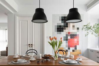 100平米三北欧风格餐厅图片大全