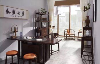 110平米三室三厅中式风格书房欣赏图