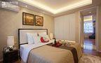130平米三室两厅欧式风格卧室吊顶图片大全