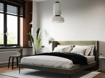 70平米日式风格卧室装修效果图
