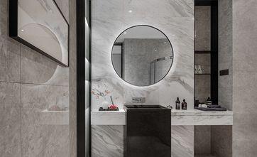 130平米四室两厅中式风格卫生间设计图