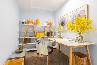 60平米现代简约风格书房欣赏图