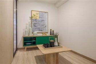 90平米一室一厅北欧风格阁楼效果图