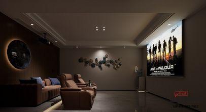140平米三室两厅中式风格影音室装修效果图