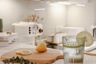 欧式风格厨房装修图片大全