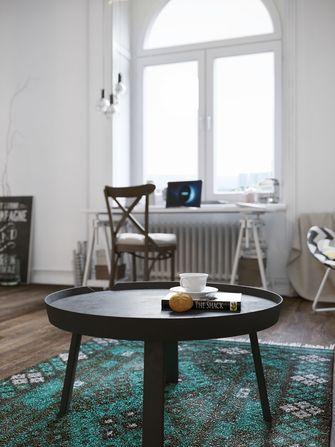 140平米三欧式风格阳光房装修案例