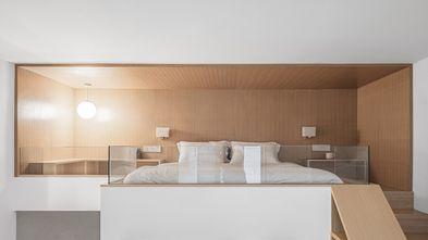 10-15万30平米以下超小户型现代简约风格卧室设计图