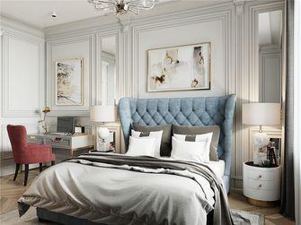 富裕型60平米一室一厅北欧风格卧室装修案例