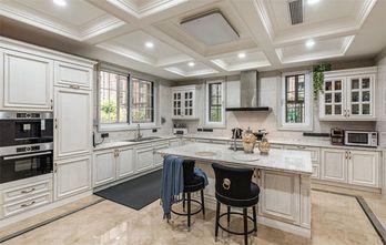 110平米三室两厅美式风格厨房图