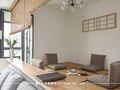 80平米日式风格影音室装修案例