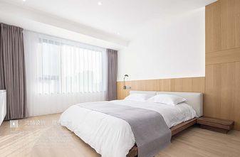 140平米三室两厅日式风格卧室图
