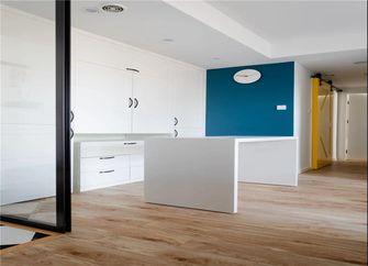 60平米公寓现代简约风格走廊图