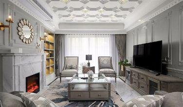 100平米一室一厅法式风格客厅装修图片大全