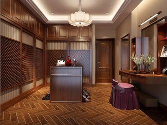140平米四室两厅东南亚风格衣帽间效果图