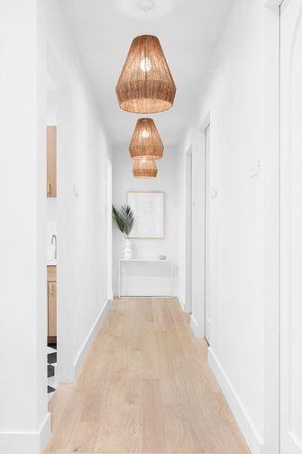 80平米田园风格走廊装修效果图