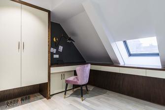 130平米四室两厅混搭风格阁楼图
