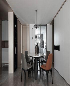 140平米四室兩廳混搭風格餐廳設計圖