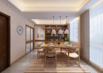 100平米田园风格餐厅装修案例