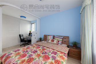100平米地中海风格卧室装修案例