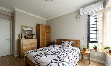 100平米复式现代简约风格卧室装修效果图