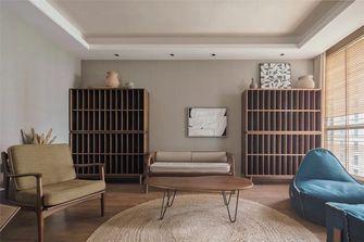 140平米复式日式风格书房图片
