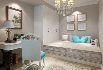 120平米一室一厅北欧风格阳光房欣赏图