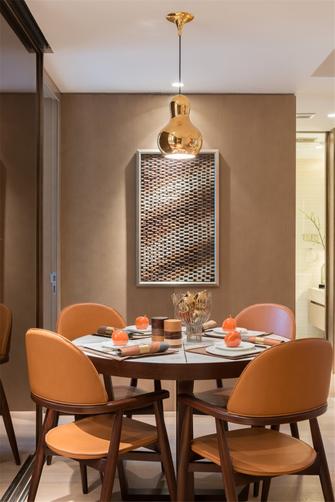 40平米小户型中式风格餐厅欣赏图