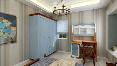 80平米一室两厅地中海风格卧室欣赏图