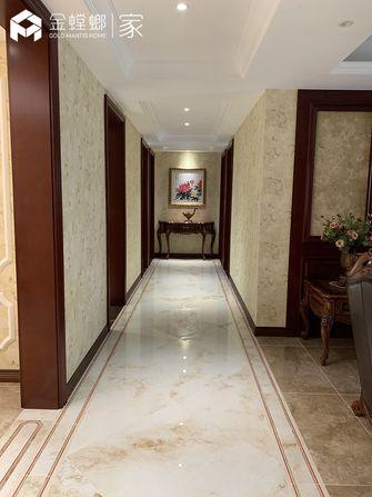 20万以上140平米四室两厅新古典风格走廊装修效果图