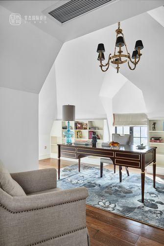 140平米别墅法式风格阁楼欣赏图