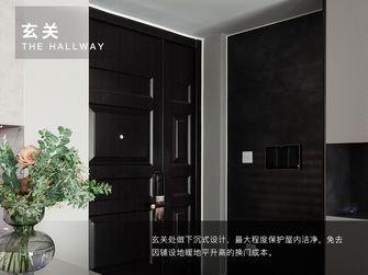 100平米三室两厅混搭风格玄关效果图