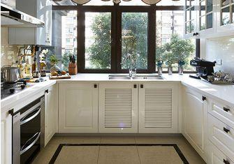 120平米公寓欧式风格厨房效果图