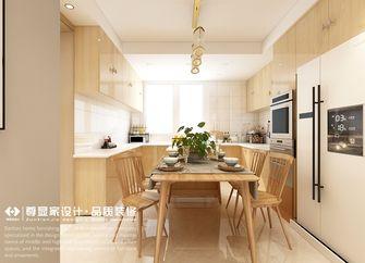 90平米三日式风格厨房效果图