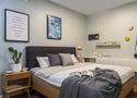 50平米公寓宜家风格卧室装修图片大全