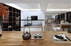 140平米三室一厅中式风格阁楼设计图