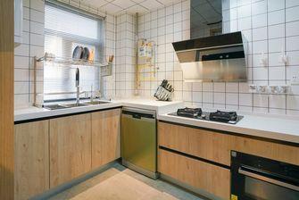 90平米日式风格厨房欣赏图
