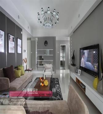 10-15万130平米三现代简约风格客厅图片