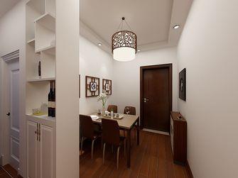 60平米一室两厅中式风格餐厅欣赏图