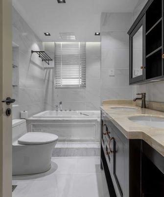 110平米四室两厅美式风格卫生间装修效果图