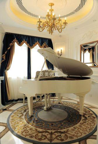 140平米别墅法式风格阳光房装修图片大全
