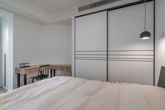 富裕型50平米小户型现代简约风格卧室设计图