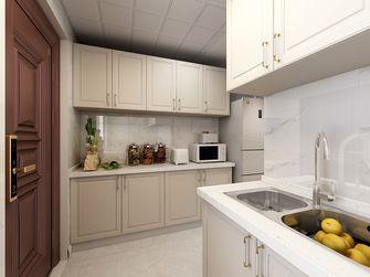 60平米公寓美式风格厨房图片