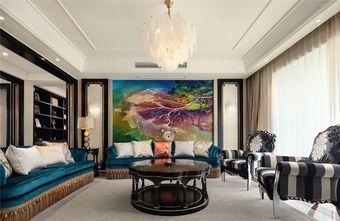 110平米四室两厅法式风格客厅图片