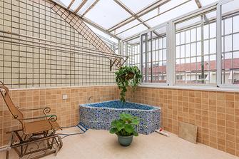 140平米四室一厅日式风格阳台装修效果图