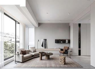 经济型120平米三室三厅北欧风格客厅设计图